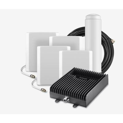 SureCall-Fusion 5X 3G 4G LTE Signal Booster - Fusion CPMSC-POLY5X-72-OP4-KIT