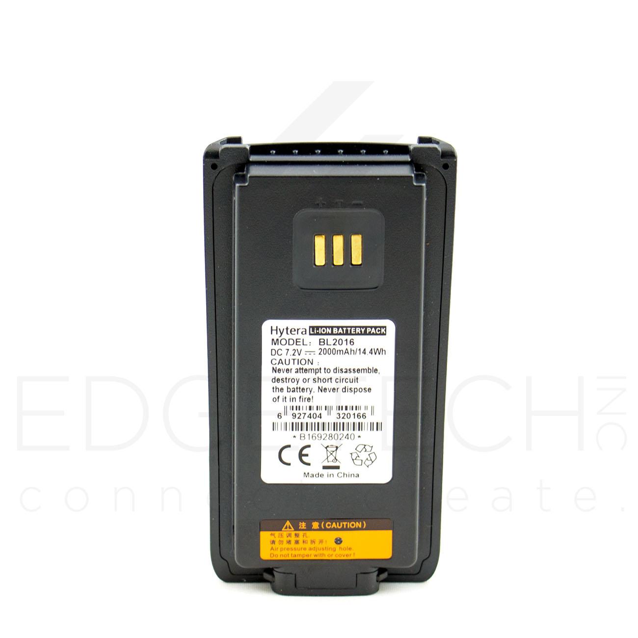 Hytera PD982iG-U5 DMR PORTABLE GPS UHF
