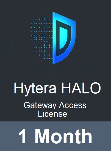 Hytera Halo Gateway Access License (1 Month)