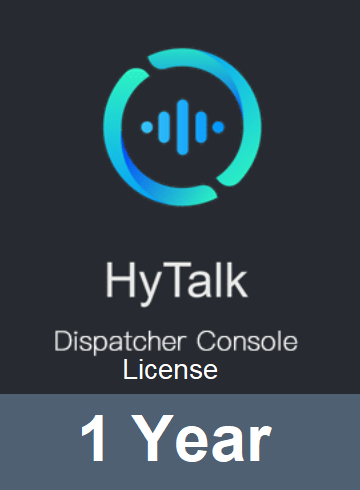 Hytera Dispatch Console License (1 Year)